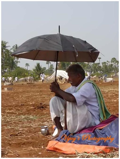 Tamilnadu  Village man