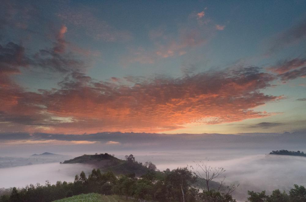 Khao Yai sunrise