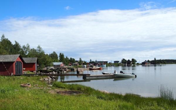 Haapasaari island