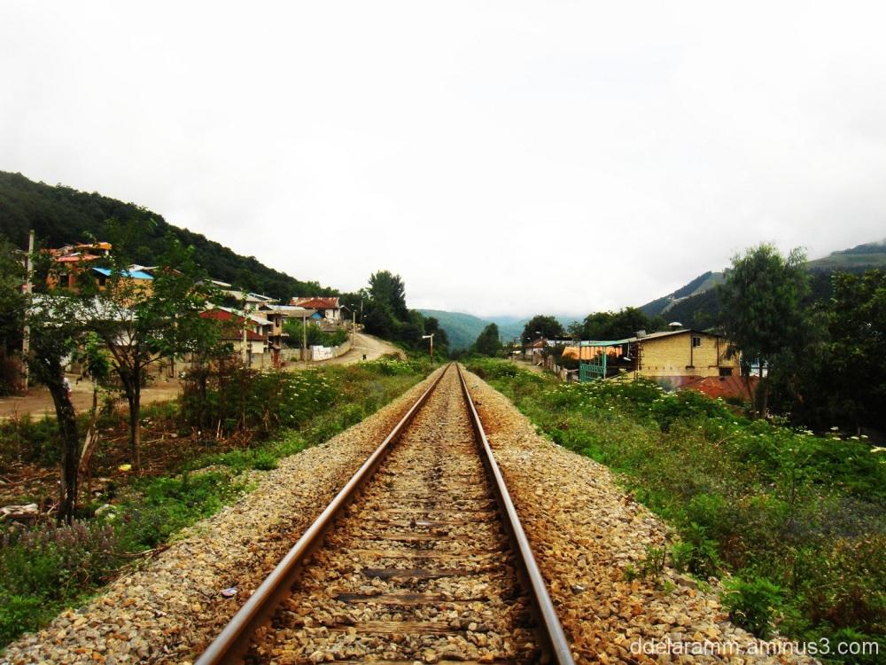 Railway,village