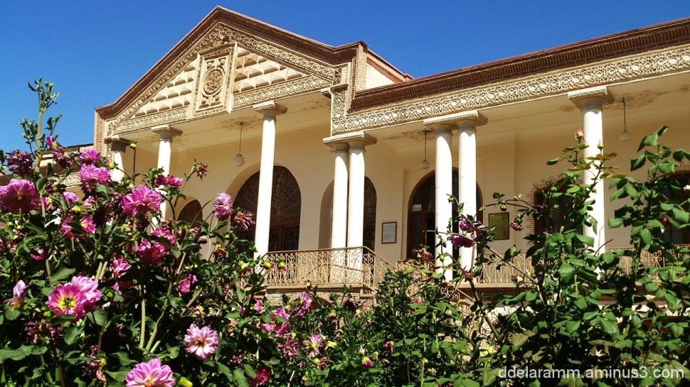 qajar,museum,tabriz