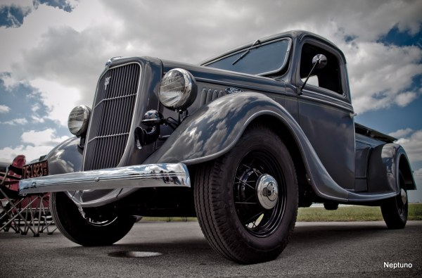 1935 Ford Pick-up