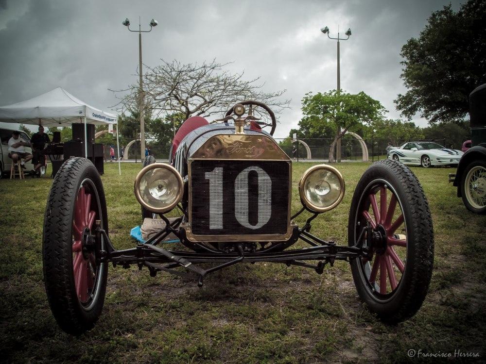 1915 Ford Model T Frontenac racer