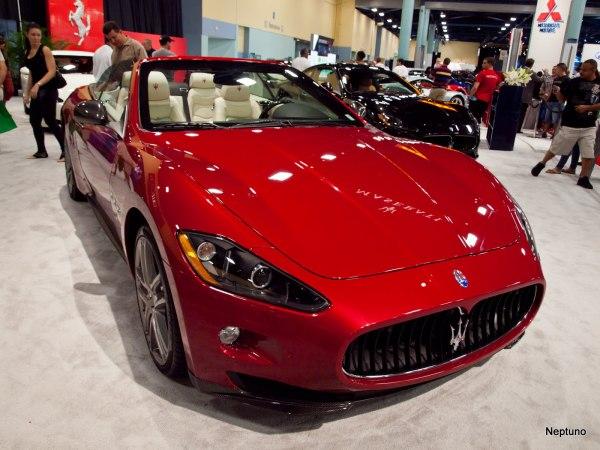 Maserati Gran Turismo Convertible
