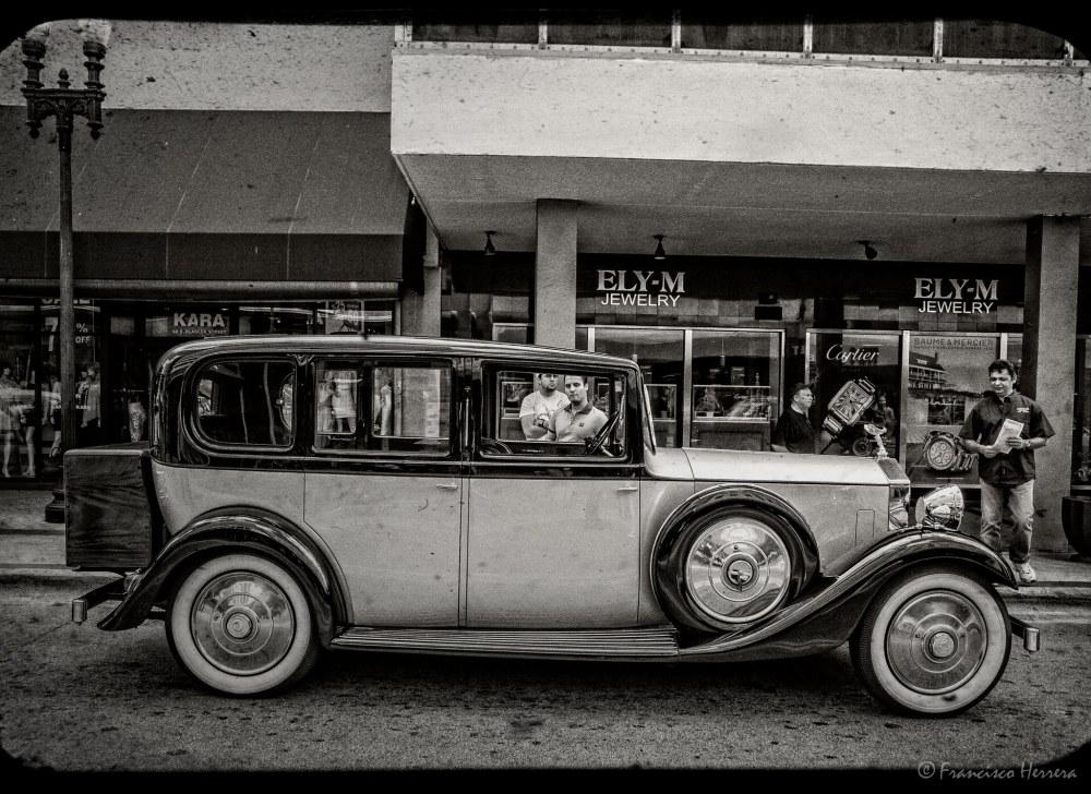 1934 Rolls Royce 20/25 Barker Coach