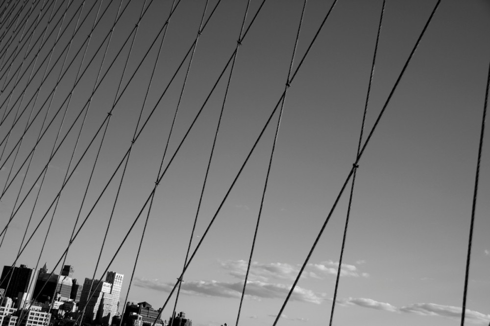 Pont de Brooklyn 1 - Brooklyn Bridge