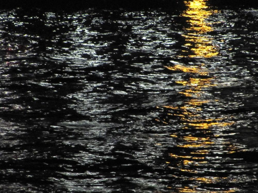 Mise en Seine - Seine scene