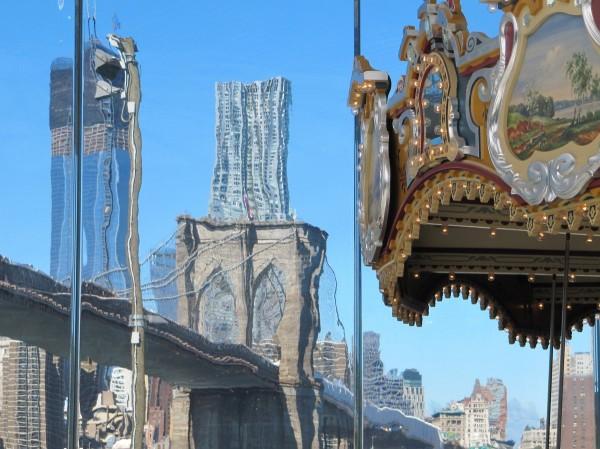 Brooklyn Bridge, le pont mythique