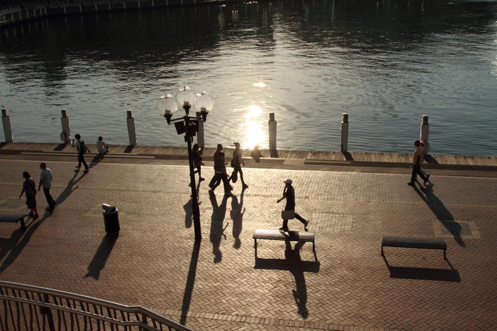 Sydney Harbour activities