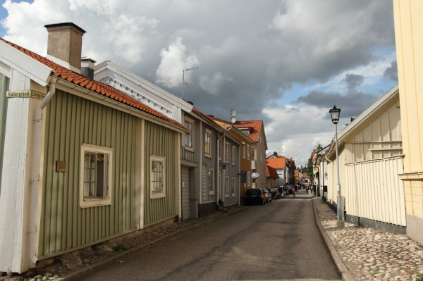 Street in Mariefred
