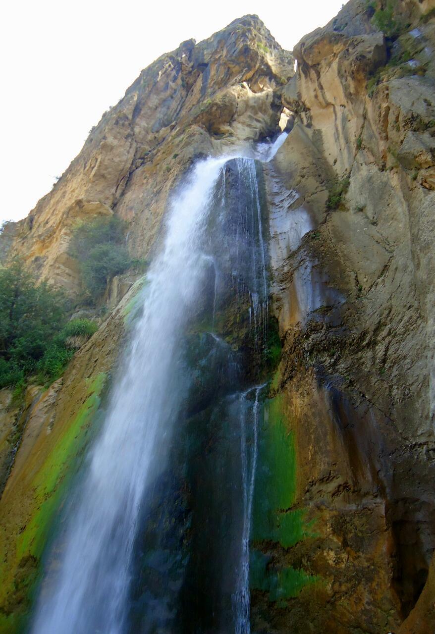 آبشار شاهان دشت2