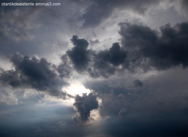 la course aux nuages