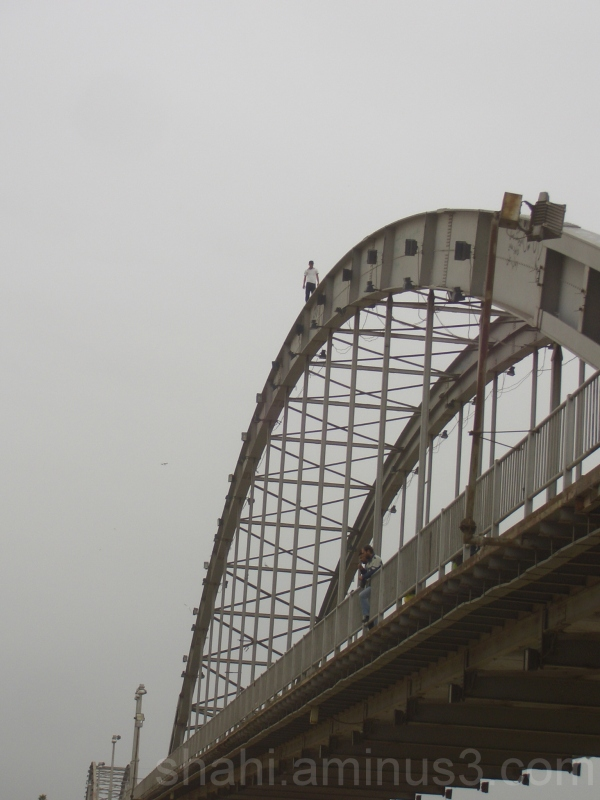 Bridge of Ahvaz