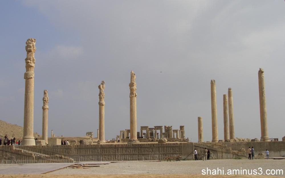 Takhte jamshid-Shiraz