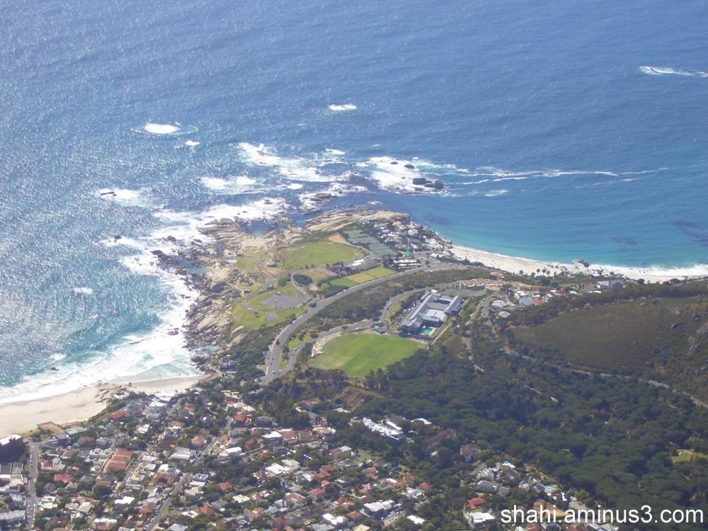 South Afrigha - Cip town آفریقای  جنوبی - کیپ تان