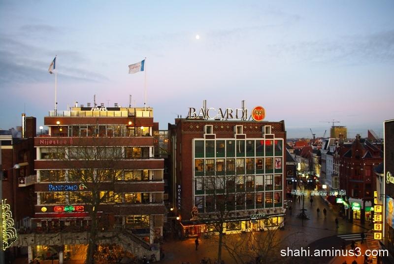 Holland - Groningen(هلند- گرونینگن )