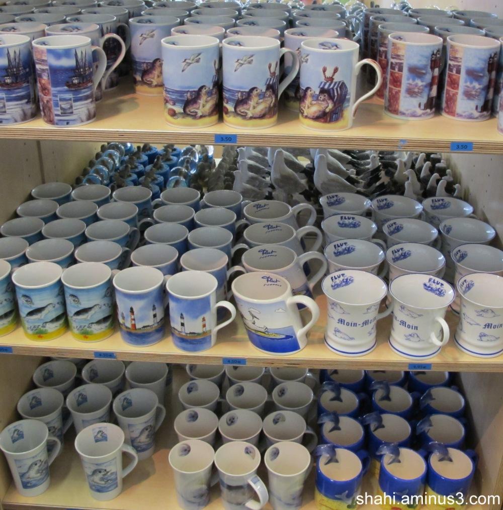 Pieterburen - Gift shop