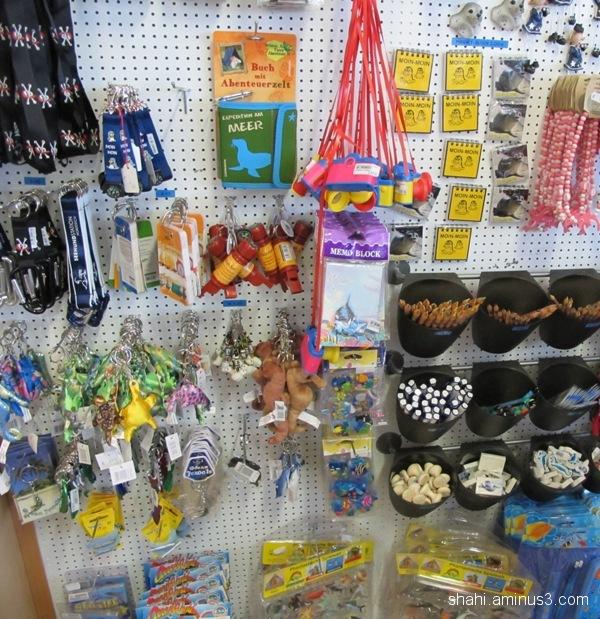 Pieterburen - Gift shopپیتربورن - کادو فروشی