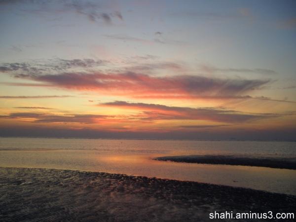 Sun rise - طلوع خورشید  5