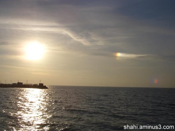 Sun rise - طلوع خورشید  7