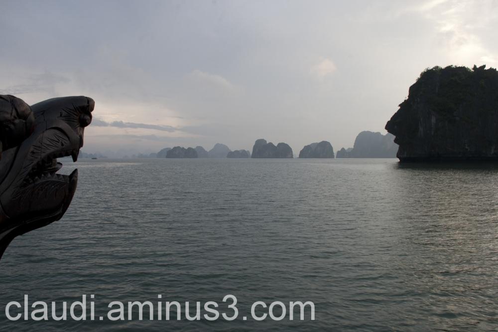 Halong bay. Vinh ha long. Vietnam