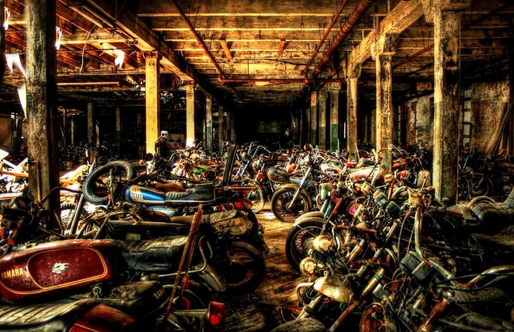 Motorcycle Honeyhole