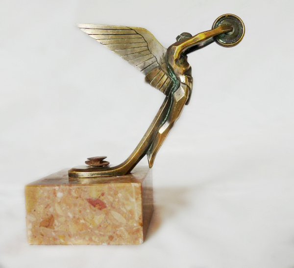 The Spirit of Triumph (Triomphe) By Frederic Bazin