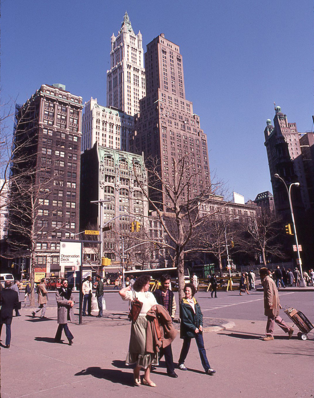 1982 life in NYC