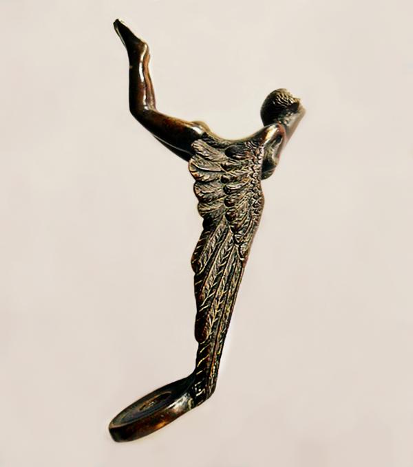 1920 Femme Oiseau