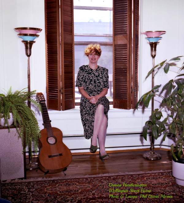 Dianne Heatherington, Wellington Street Home