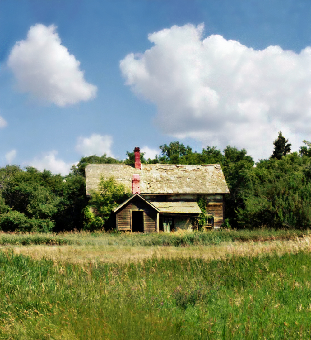 Near Whitewood, Saskatchewan