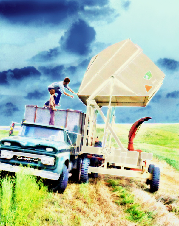 Saskatchewan Farming