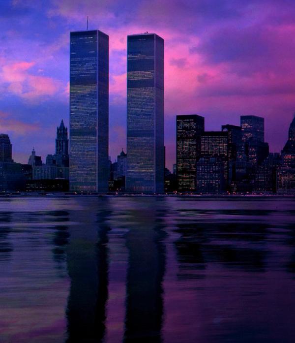 WTC Skyline