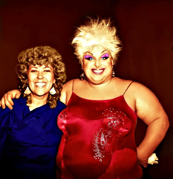 Divine With Longtime Friend