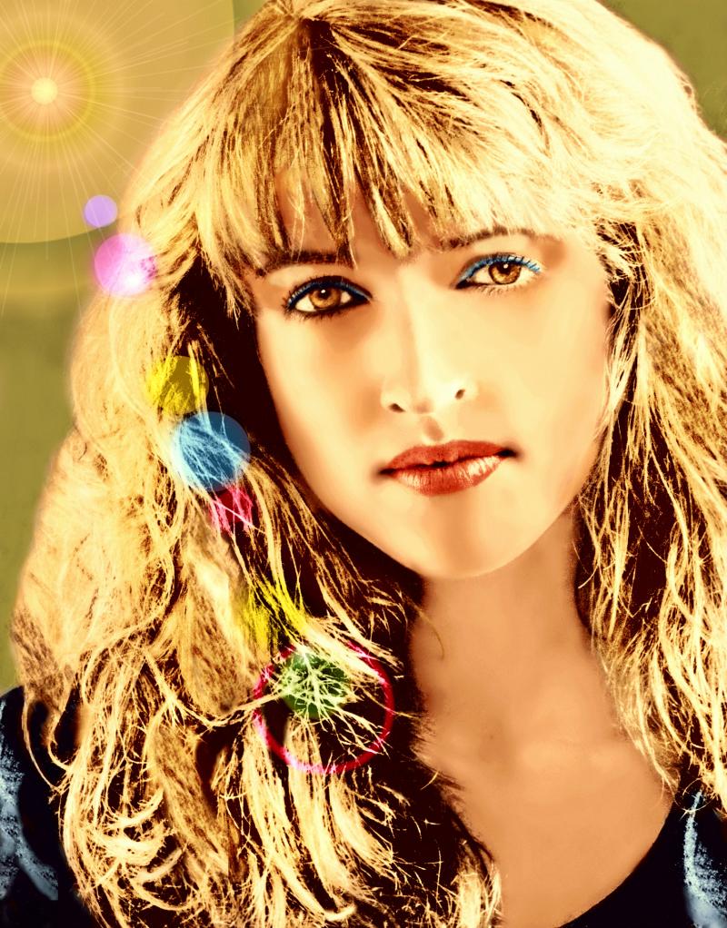 Beautiful Bettina Gilois
