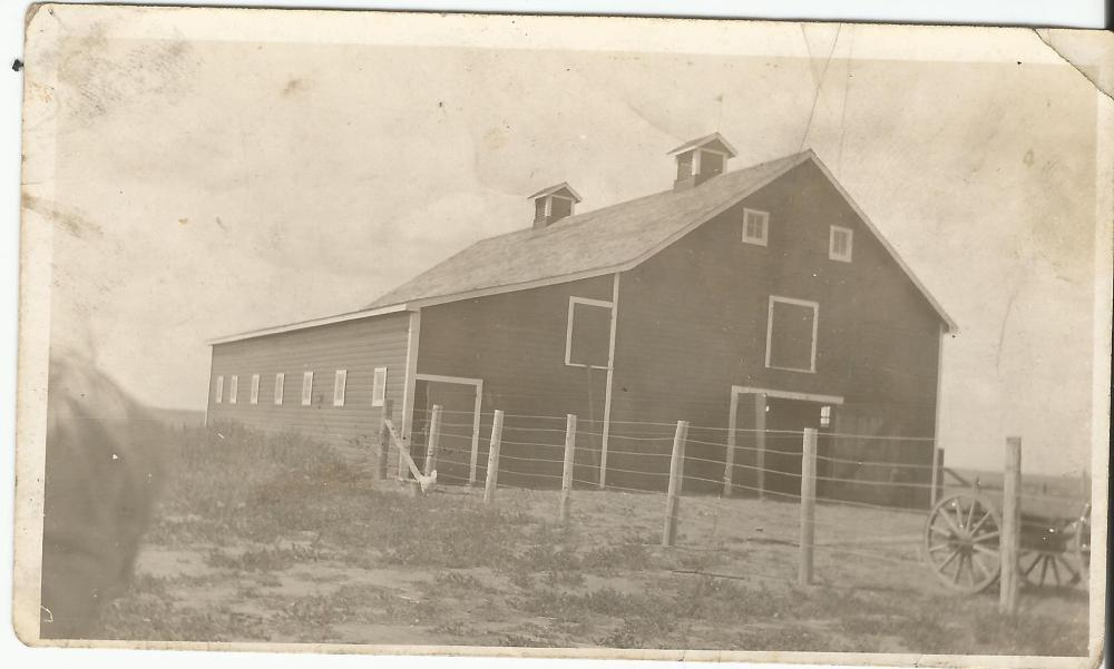 MY FRIEND INGRID'S Grandpa's Kragenbrink' s FARM