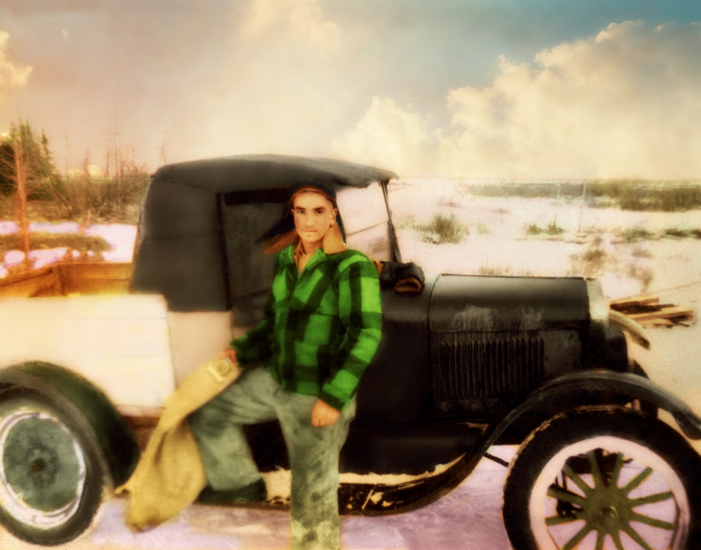 Dad's Model T Ford