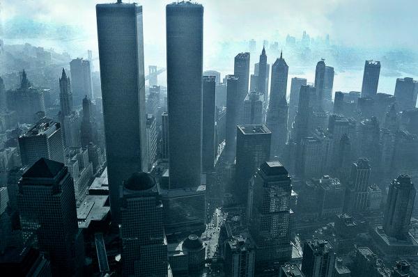 World Trade Centre Landscape