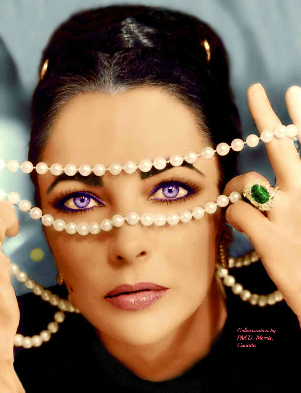Elizabeth Taylor & Her Jewellery