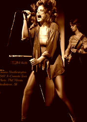 Dianne Heatherington In Concert 1981