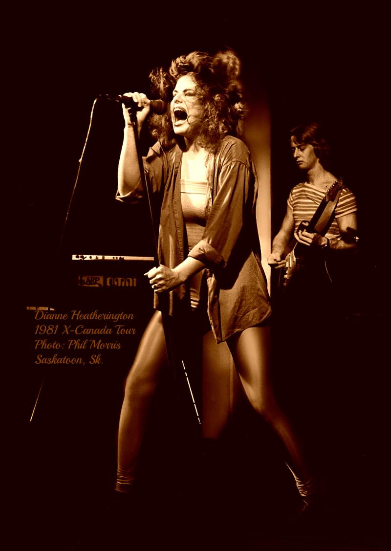 Dianne Heatherington In Concert 1981