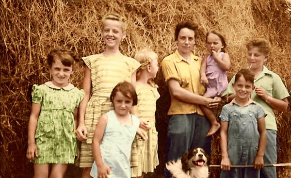 Family Portrait for Manikin