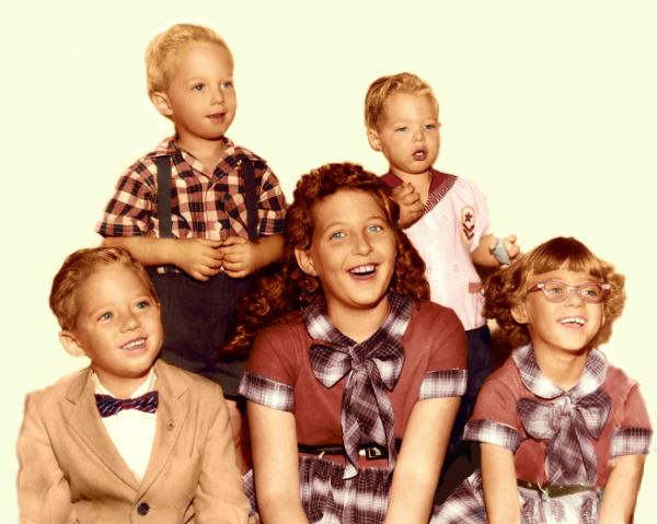 Ruthiebear Family Photo