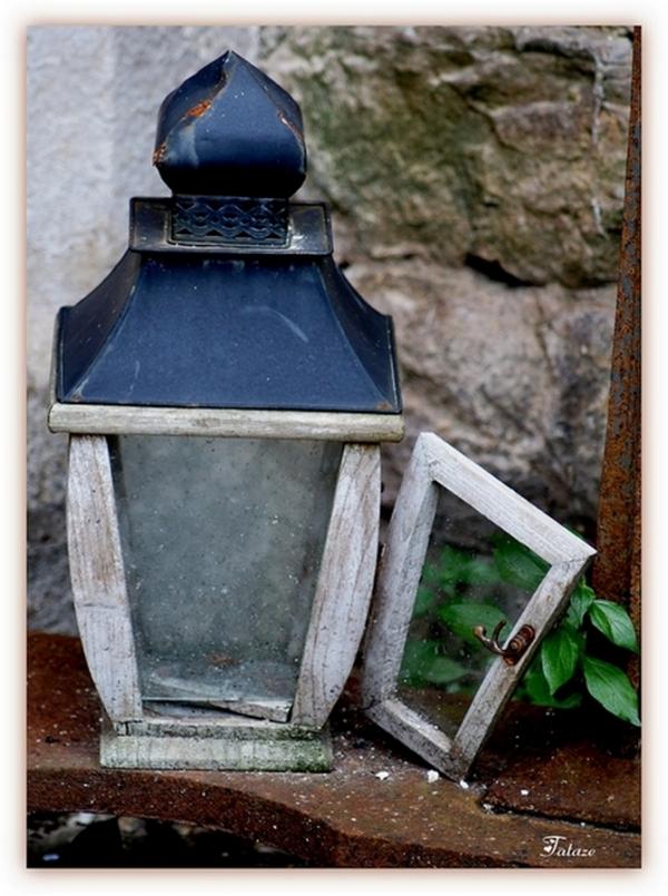 La lanterne qui se rêve carrosse