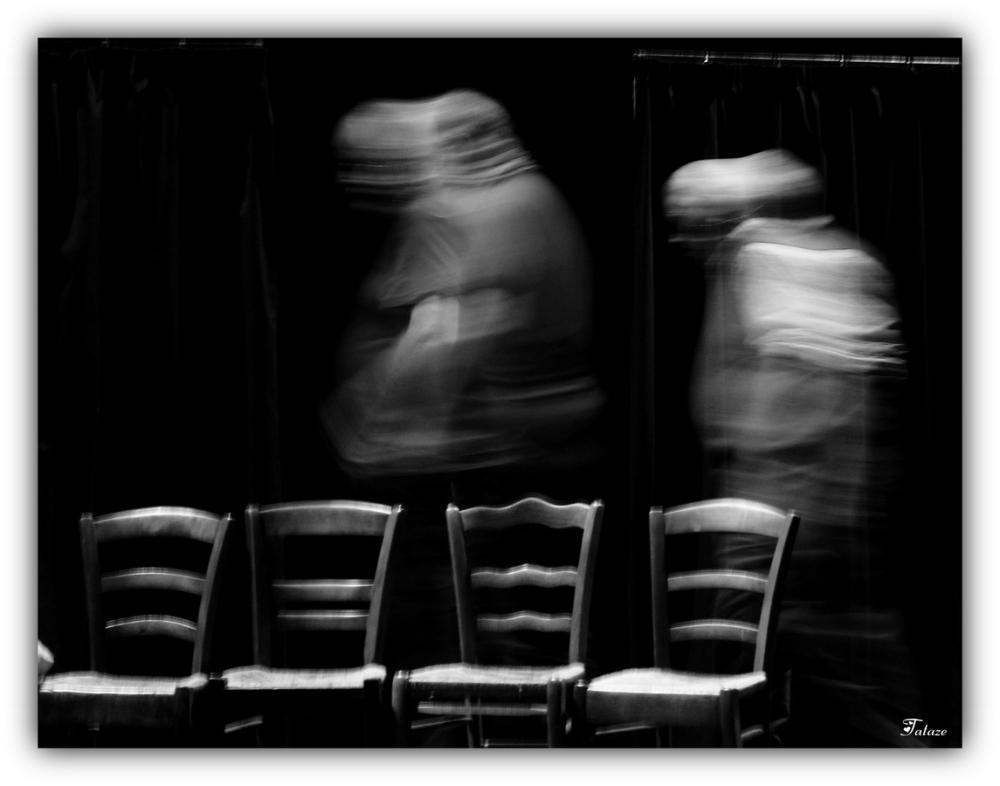 Les fantômes du théâtre