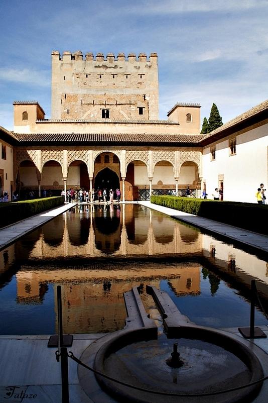 Palais de Comares - Alhambra de Grenade