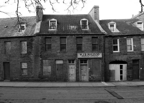 Union Street, Wick, Scotland