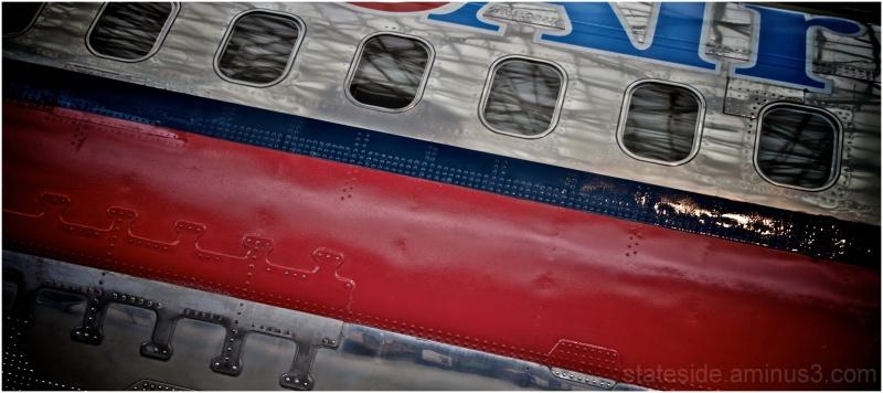 Boeing 727-232 Museum Of Flight Seattle