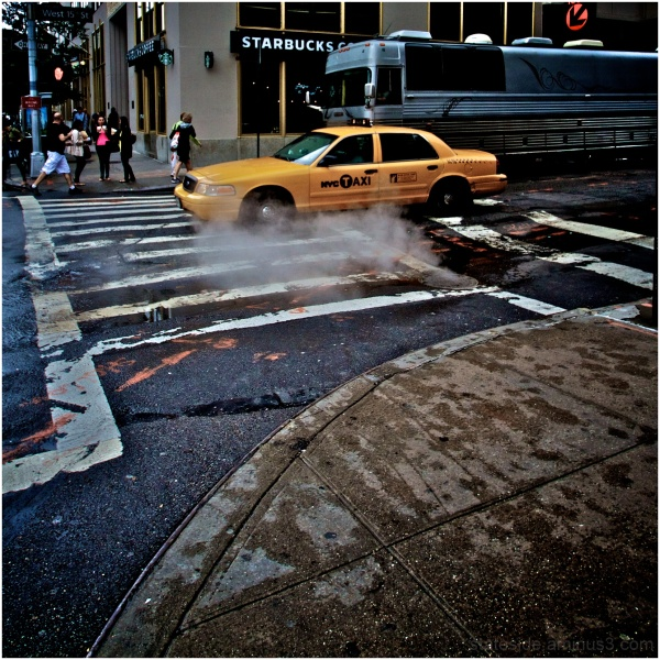 N.Y.C. TAXI CAB