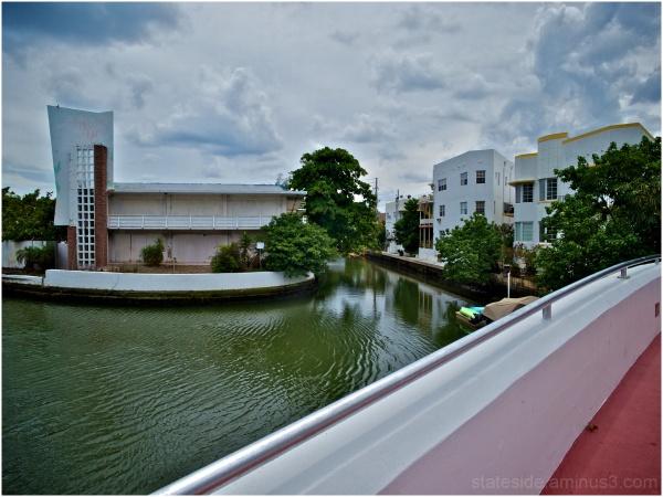 Lake Pancoast Miami South Beach